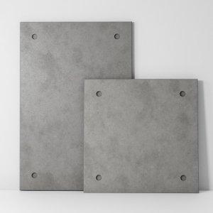 Панели и плитка из бетона